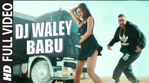 dj wale babu badshah