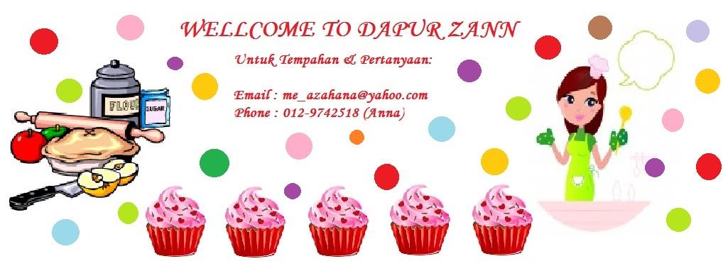 Dapur Zann