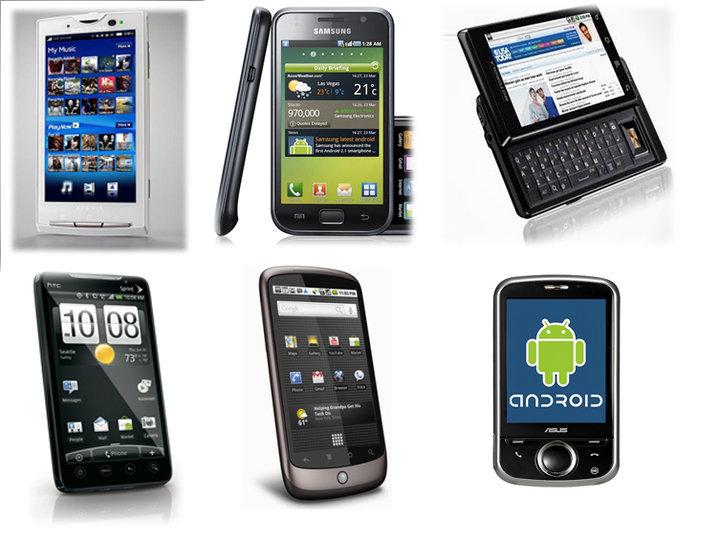Pilihan  Harga HP Android Terbaru 2013