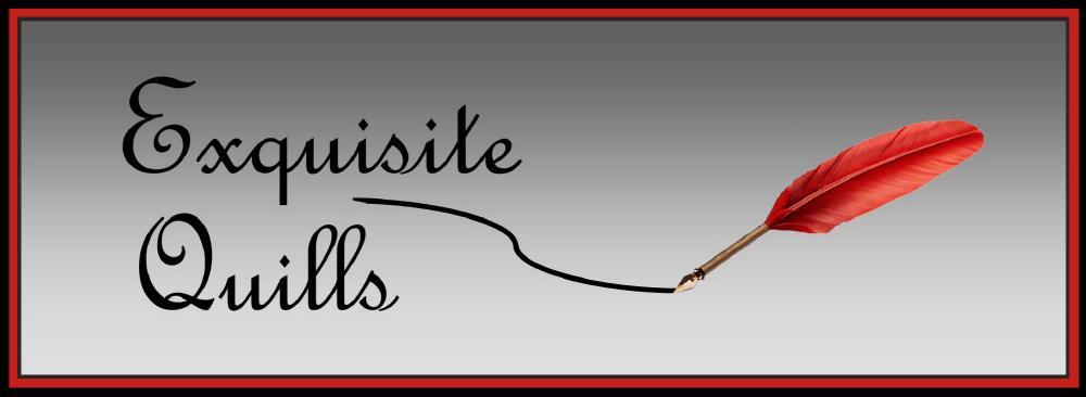 Exquisite Quills!