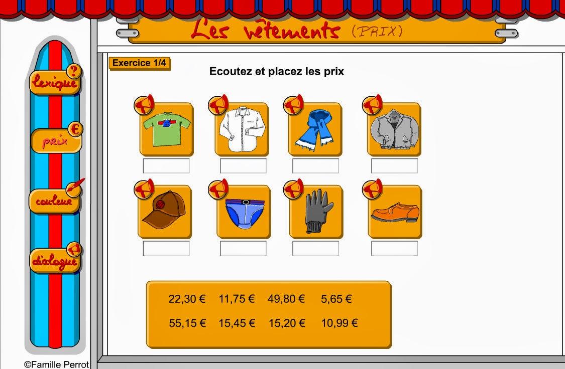 http://lexiquefle.free.fr/vetement.swf