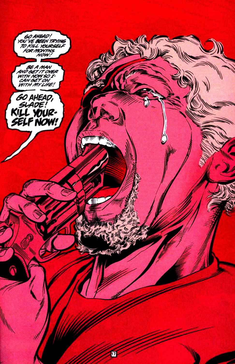 Deathstroke (1991) Issue #35 #40 - English 18