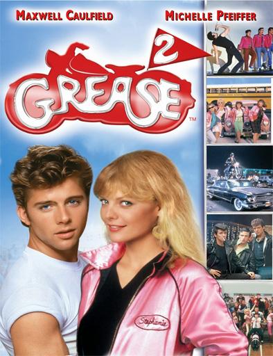 Ver Brillantina 2 (Grease 2) (1982) Online