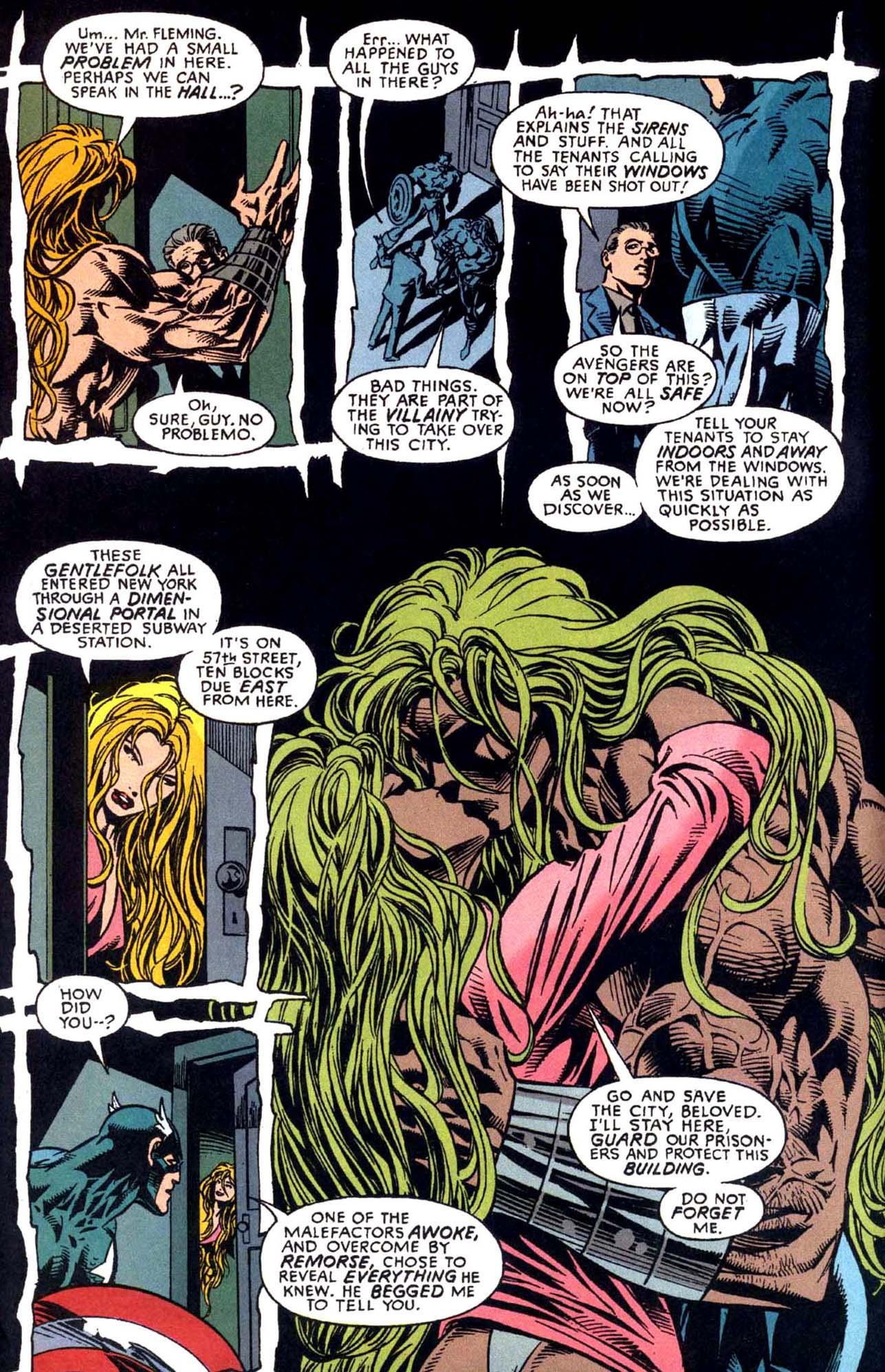Captain America (1968) Issue #449b #404 - English 6