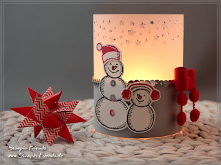 Advent, Stampin Up