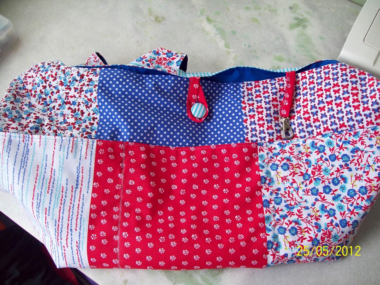 Bolsa Para Carregar As Coisas Do Bebe : S? frufru artesanato bolsa para carregar muitas coisas