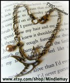 Current Giveaway Ends 4/23/12 Antique Bronze Love Bird Bracelet