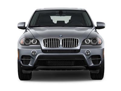 2012 BMW X5 xDrive 50i Front