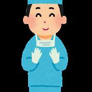外科医のイラスト