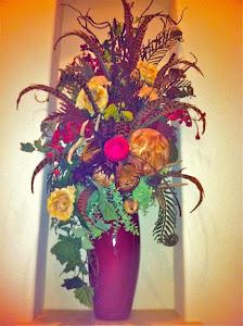Entryway Floral