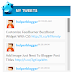 How to Add jQuery Twitter Tweets Ticker to Blogger