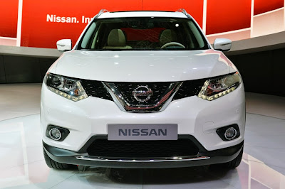 spesifikasi all new nissan x-trail