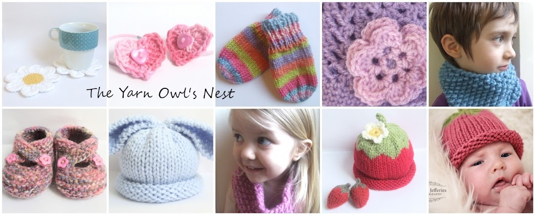 The Yarn Owl's Nest