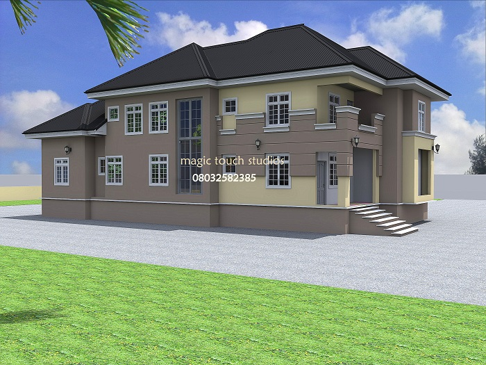 5 Bedroom Split Level Bungalow Residential Homes And