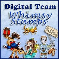 I design for Whimsy's Digital Team!