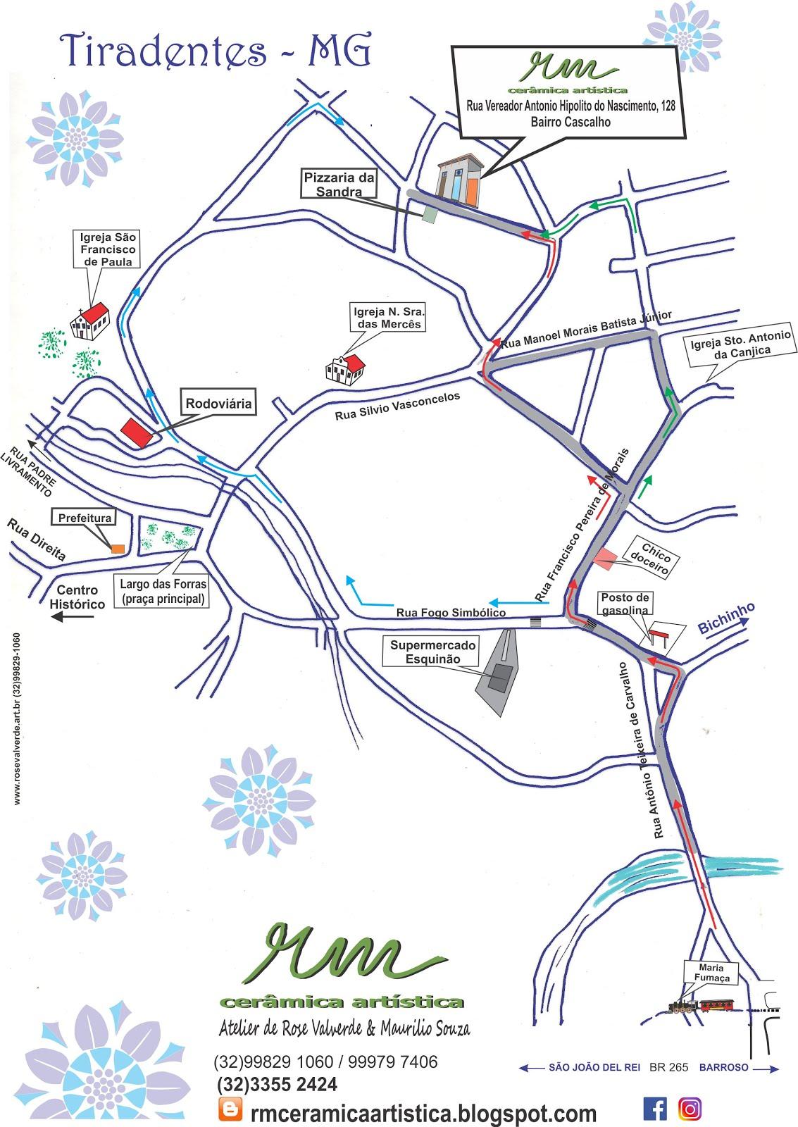 Mapinha da RM