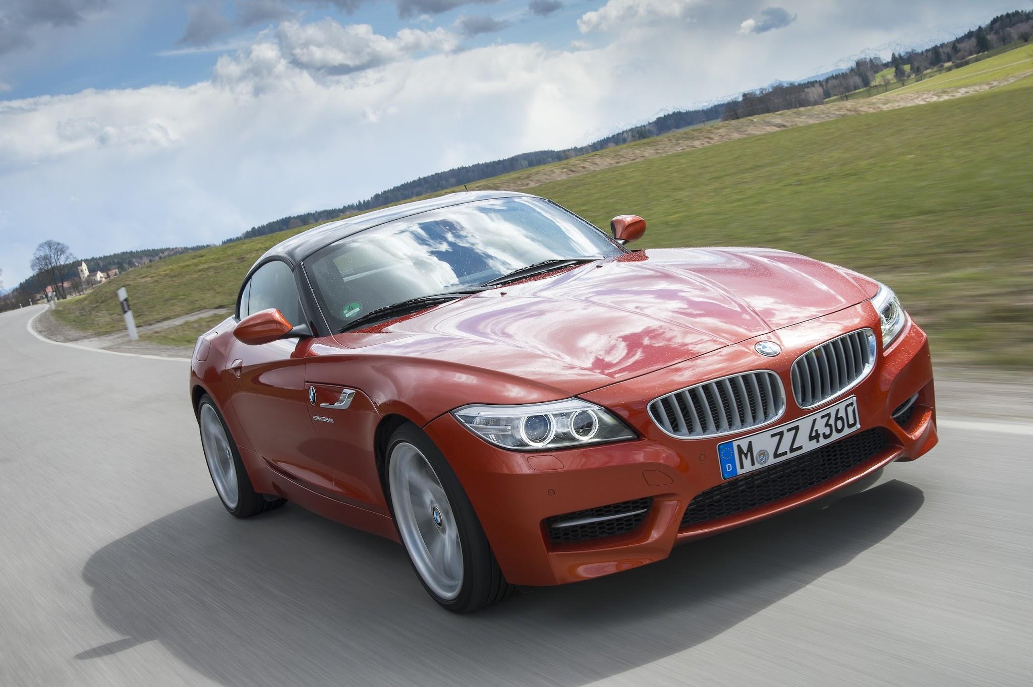 BMW・Z4の画像 p1_37