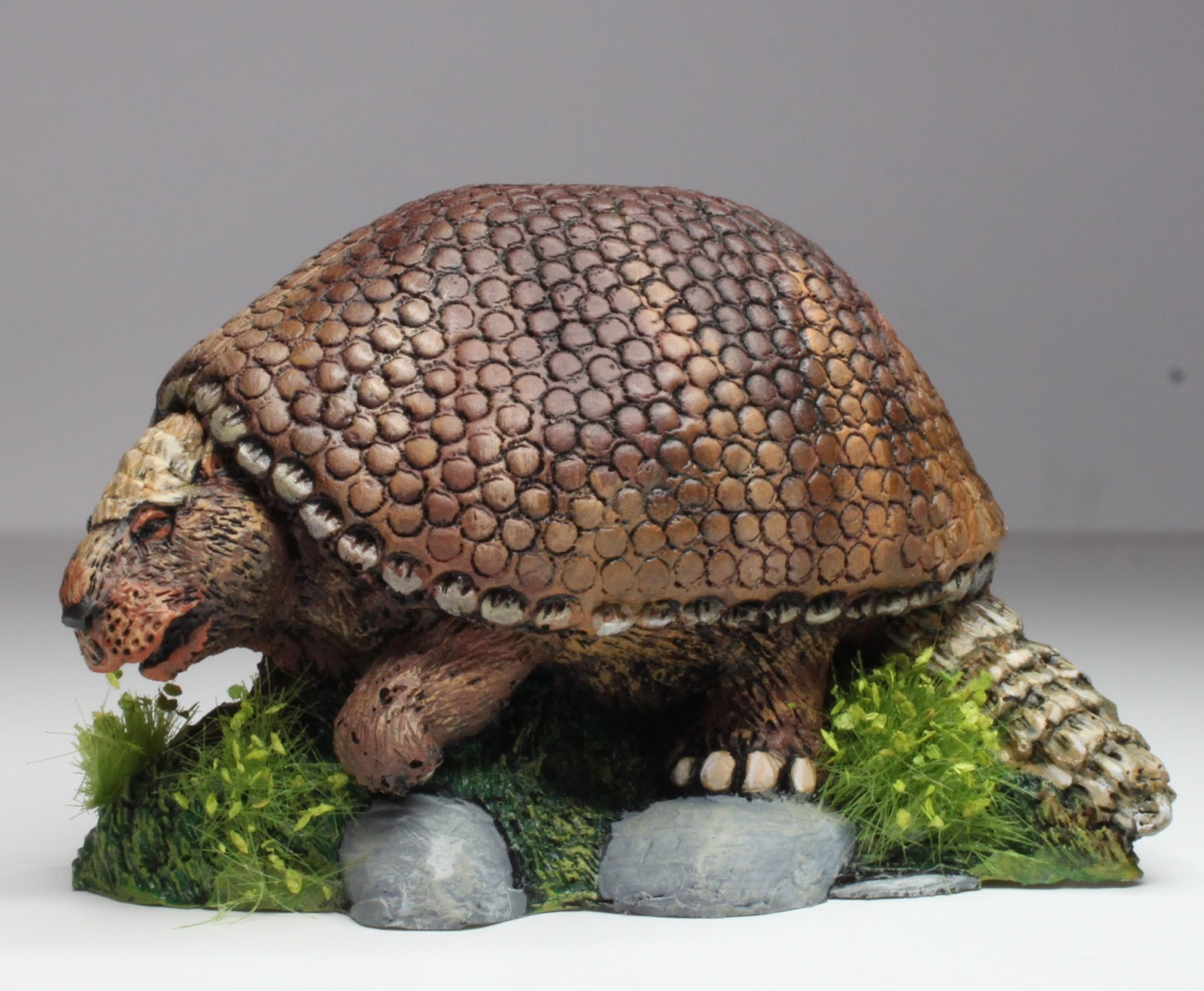 28mm victorian warfare a 28mm glyptodon glyptodon ice age