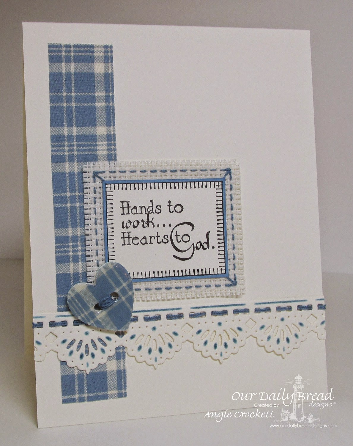 ODBD Custom Beautiful Borders Dies, ODBD Custom Ornate Hearts Dies, Sewing, Card Designer Angie Crockett