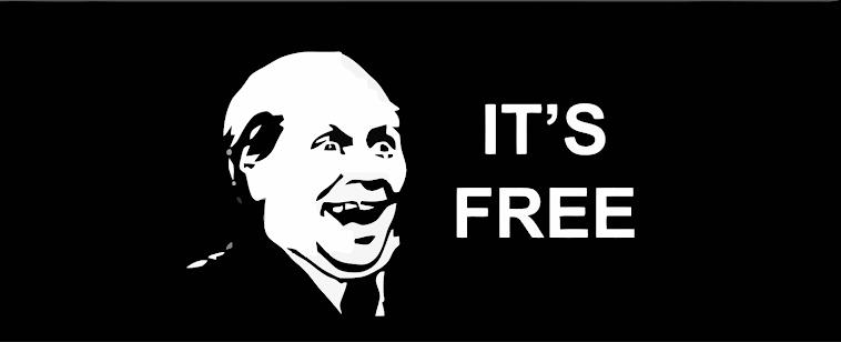 It's Free!!!