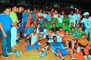 El equipo representativo del Distrito Nacional se coronó campeón del Primer .