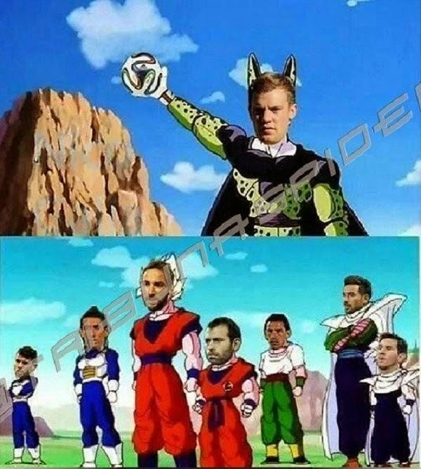 Neuer vs Argentina