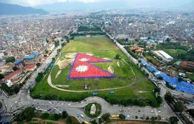 Stadium in Nepal
