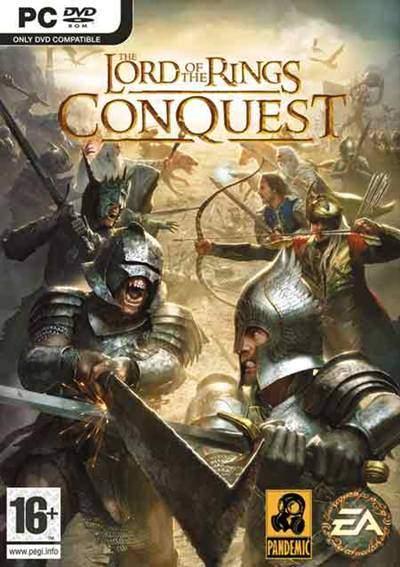 El Señor de los Anillos La Conquista PC Español Razor1911 2 DVD5