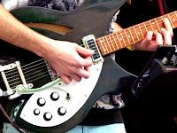 Guitar solo Shaky Foundation