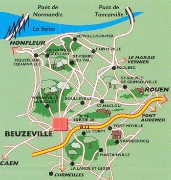Photo De La Ville De Beuzeville