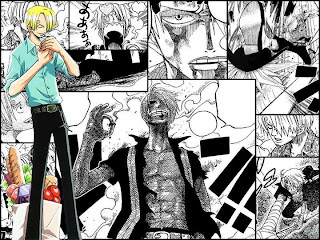 sanji kun one piece wallpaper strawhat mugiwara pirate anime