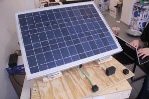 Solar Panel Tracking System DIY