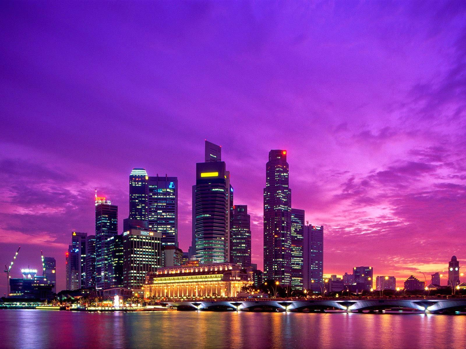 hd city skyline panorama scene wallpaper 2015 ~ besthdwallpapers2