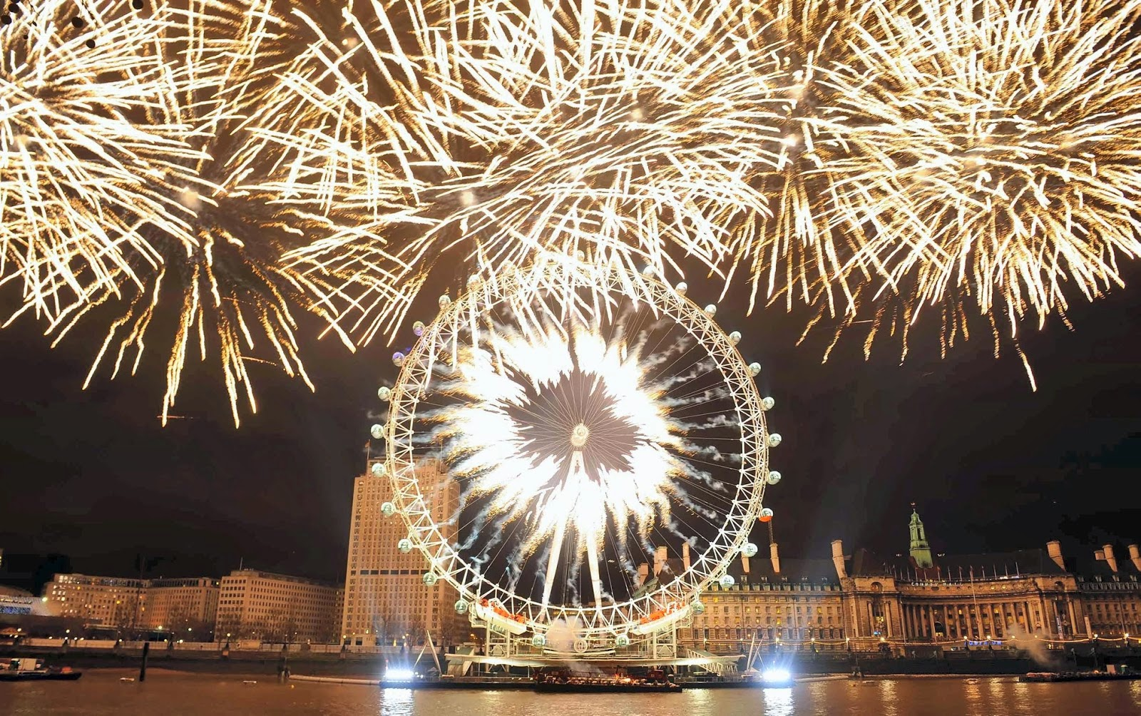 Feliz año nuevo, feliz 2012