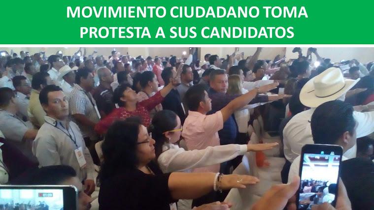amada protesta