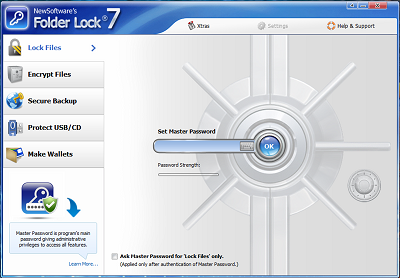 Folder Lock 7.2.0 Full Version Free Download