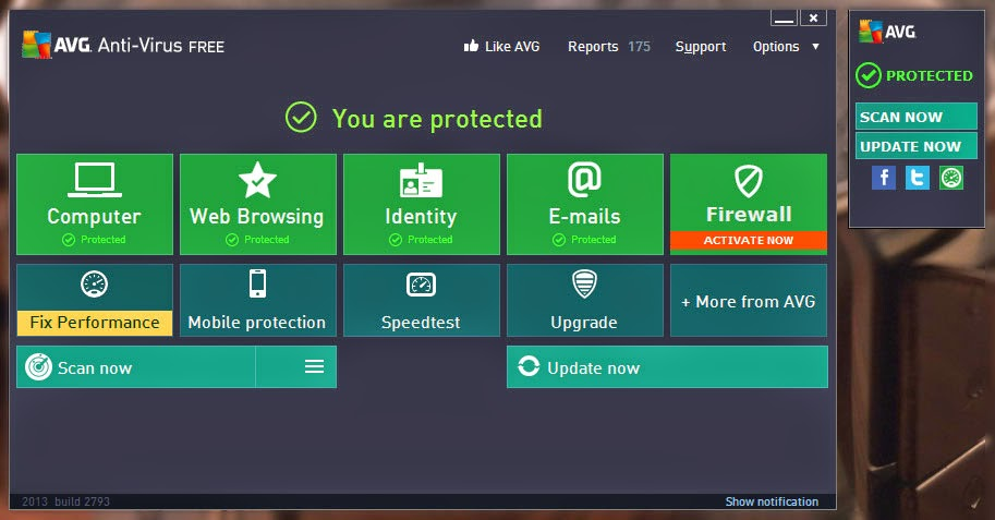 Free Download AVG Antivirus 2015