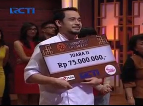 juara pemenang master chef 4 indonesia 12 september 2015 tadi malam rh tadimalam com