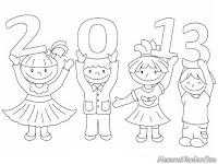 Download Gambar Tahun Baru 2013