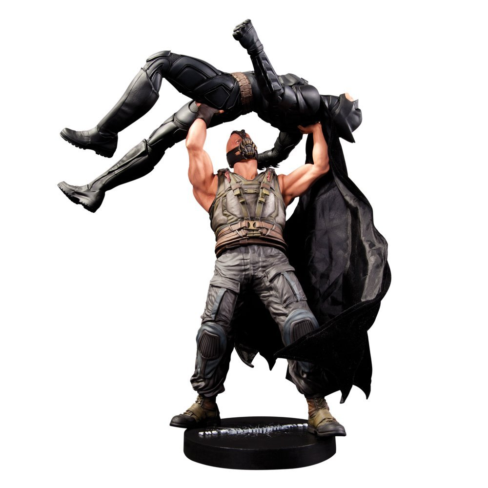 Bane Character Review - Statue Product (Bane Vs Batman)