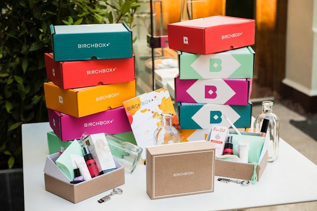 Llega Birch Box a España Silvia Quiros SQ Beauty