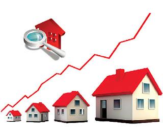 Giá bất động sản đang có xu hướng tăng
