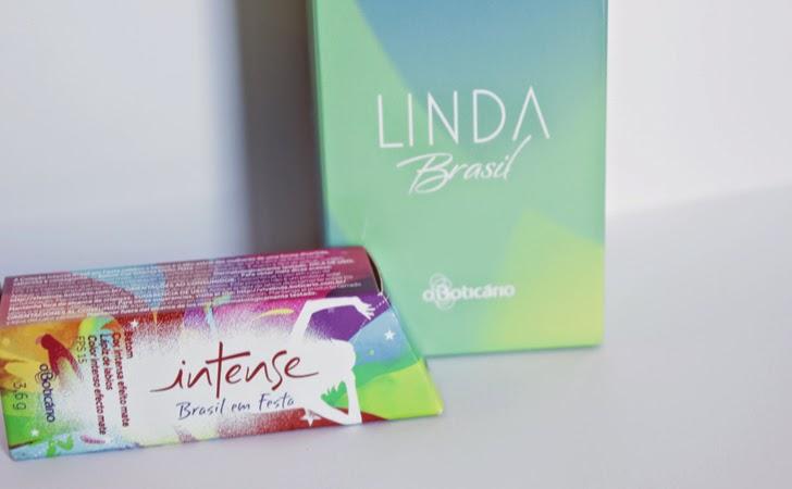O Boticário Linda Brasil | Intense Brasil em Festa Coco Queimado