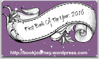 1st Book of the Year 2016 badge.