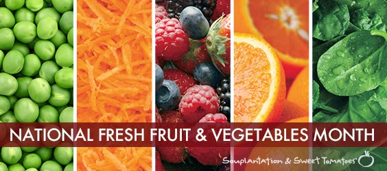 fruit of the month club fruits and vegetables