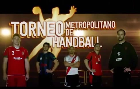ballester-ward handball argetino por TV | Mundo Handball