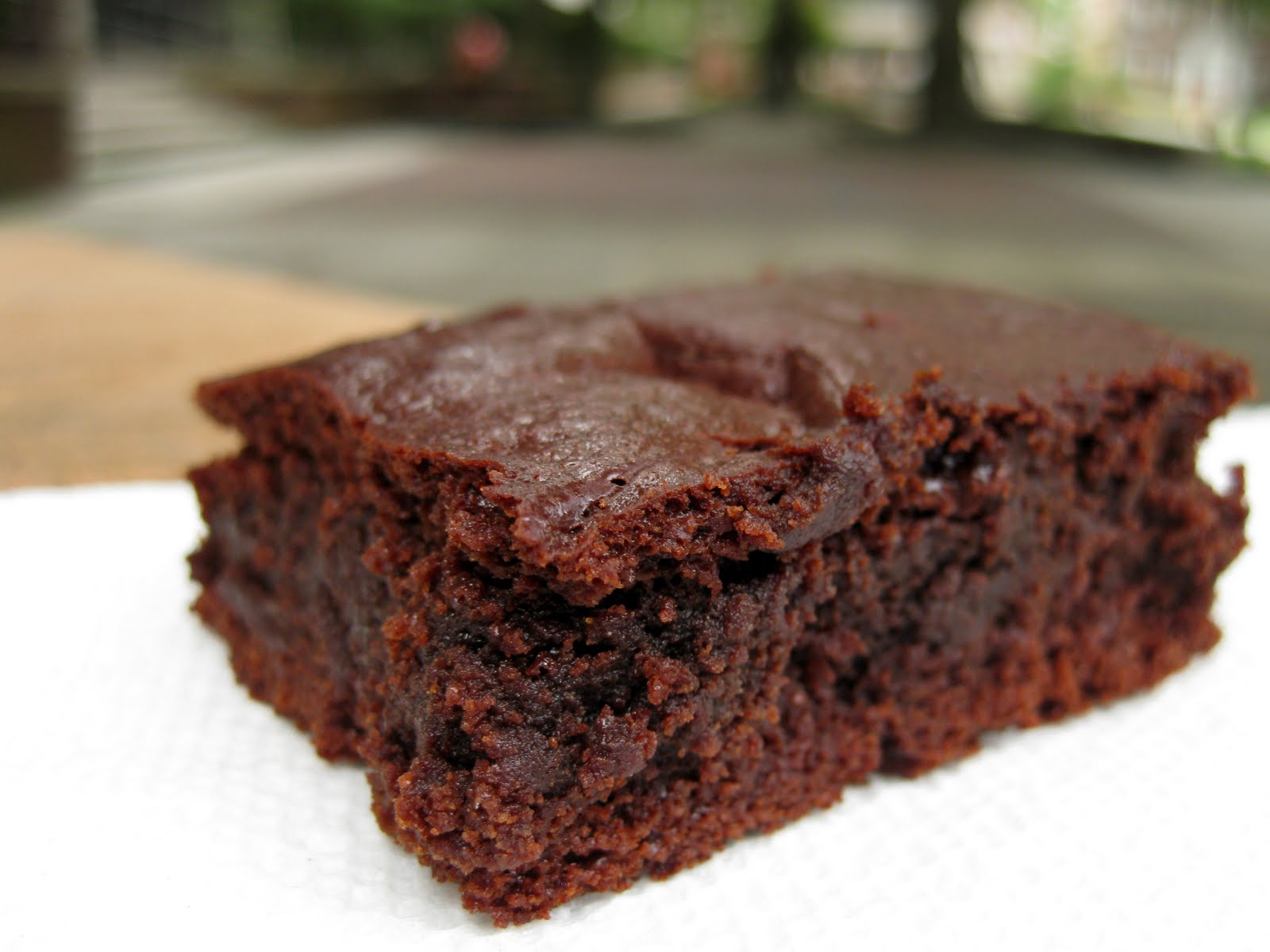 BakerGal Chewy Paleo Brownie Recipe: The BEST Paleo Brownie Recipe ...