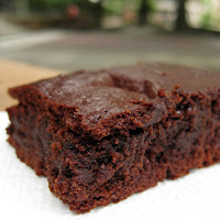 BakerGal Chewy Paleo Brownie Recipe: The BEST Paleo Brownie Recipe!