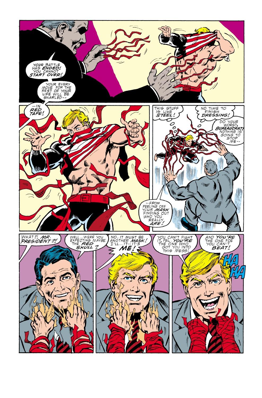 Captain America (1968) Issue #339 #268 - English 6