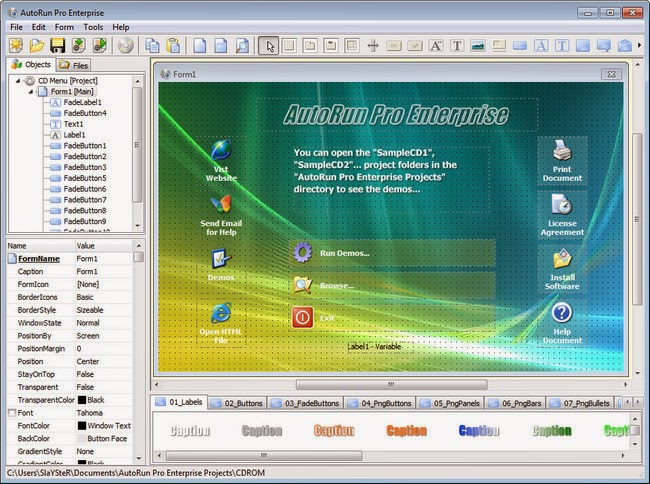 Longtion AutoRun Pro Enterprise 14.4 Full